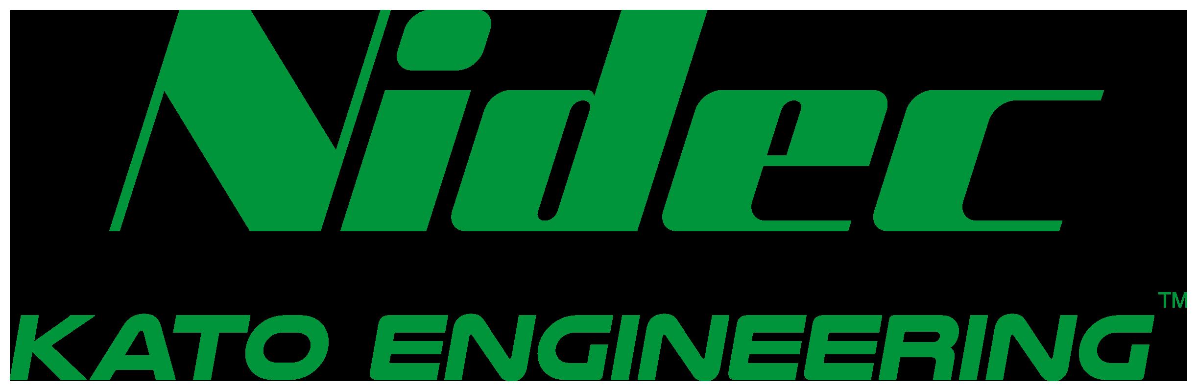 Nidec+kato Logogreen